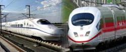 high speed rail India