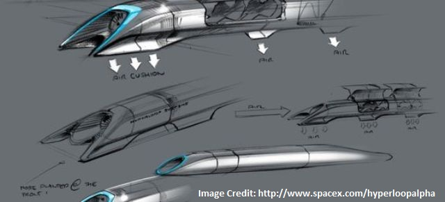 Hyperloop India to participate in SpaceX's Hyperloop Pod Competition