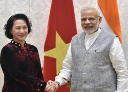 India and Vietnam