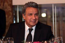 Lenin Moreno sworn in as Ecuador president