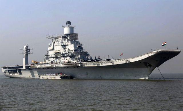 India, US, Japan begin Malabar exercise