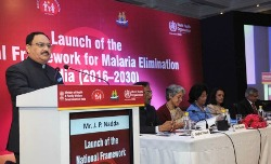 National Framework for Malaria Elimination