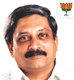 Manohar Gopalkrishna Prabhu Parrikar