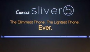 Micromax Canvas Sliver 5