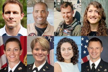 NASA astronaut candidates