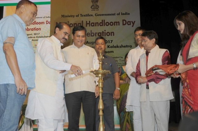 3rd National Handloom Day celebrated across the country