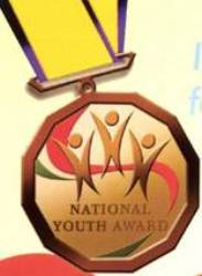 National Youth Awards Logo