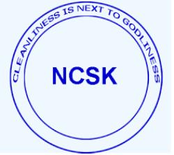 ncsk-commission safai karamchari manhar valji
