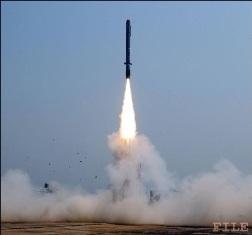 missile Nirbhay