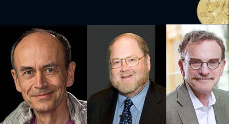 James Rothman and Randy Schekman