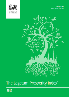 The Legatum Prosperity Index 2015