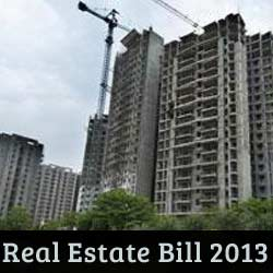Real Estate (Regulation and Development) Bill 2013