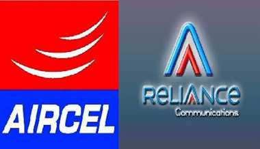 Reliance and Aircel