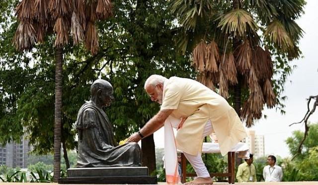 Prime Minister Narendra Modi inaugurates Centenary Celebrations of Sabarmati Ashram
