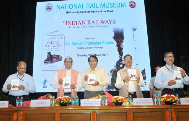 suresh prabhu book railways
