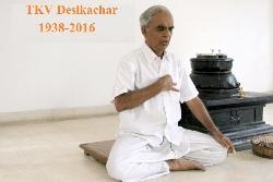 Yoga Guru TKV Desikachar
