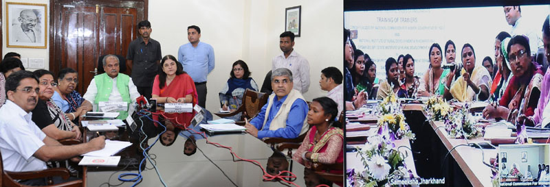 Nation-wide training programme launched for Elected Women Representatives of Panchayats
