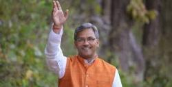 trivendra singh rawat uttarakhand CM