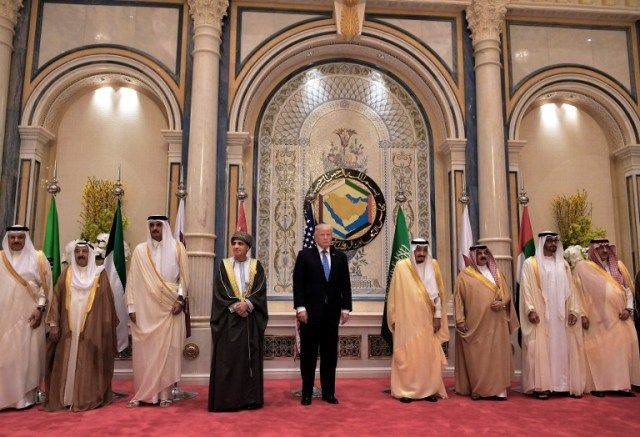 US and Six Gulf countries sign MoU