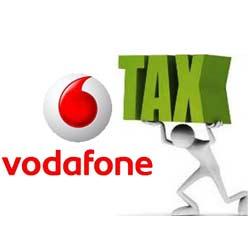 Vodafone's tax