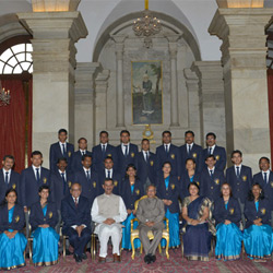 National Youth Award 2011-12