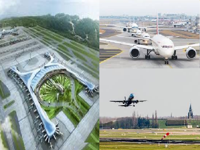 Upcoming Airport Projects in Uttar Pradesh