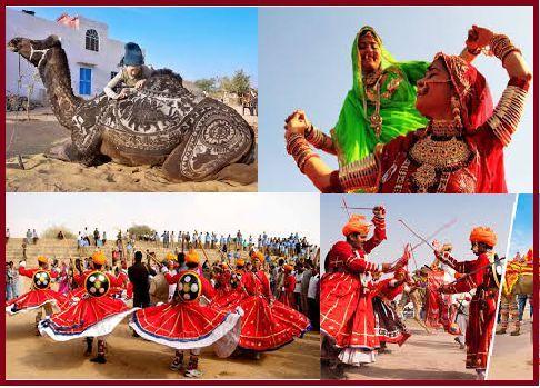 Bikaner Camel festival celebrations