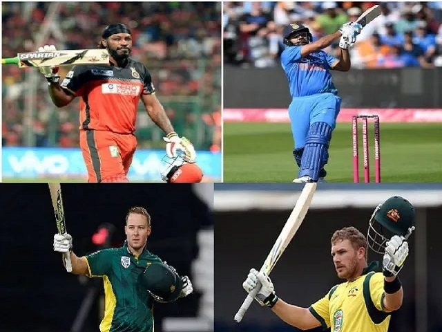 Players with Century in T20I