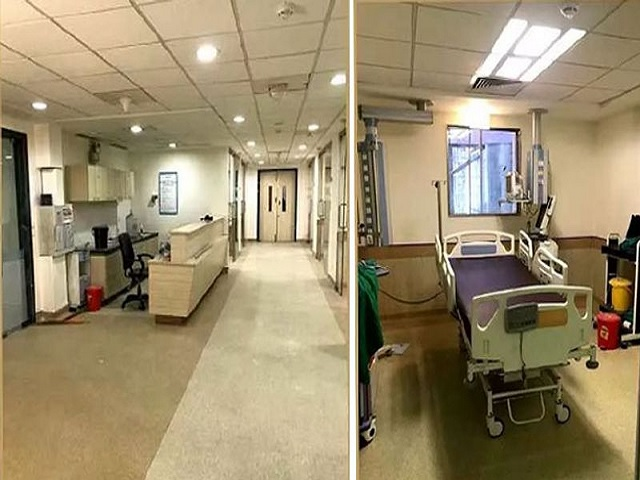 Reliance sets-up India's first COVID-19 dedicated hospital in Mumbai 1