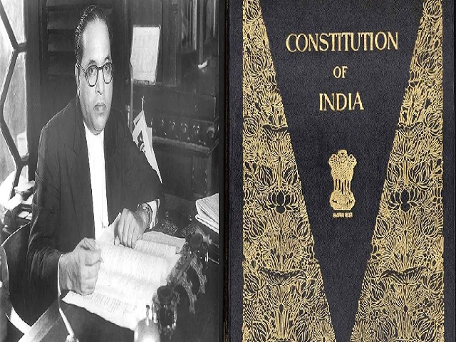 Dr. Ambedkar: Chairman of drafting Committee