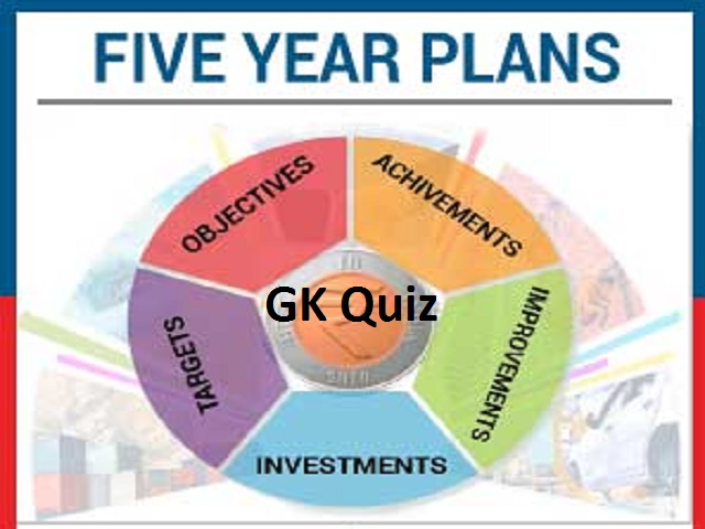 GK Questions and answers on 11th Five Year Plan of India