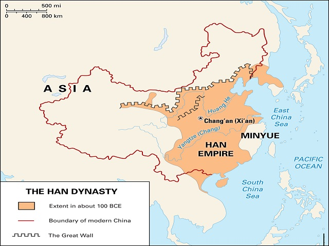 Han Dynasty Empire