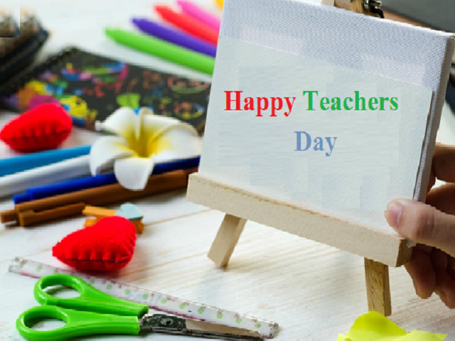 Happy Teachers' Day 2020: Wishes, Wallpapers, Images And Greeting Cards