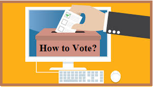 How to Vote?