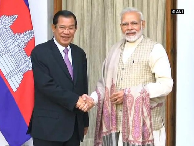 Union Cabinet approves MoU between India and Cambodia in health sector