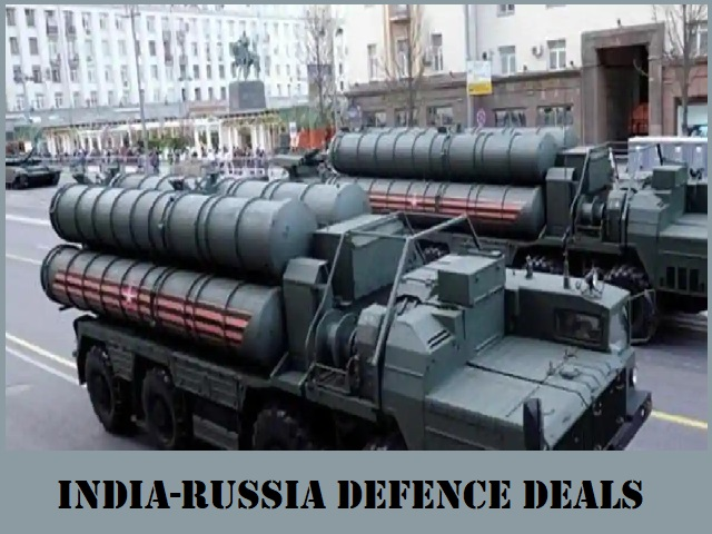 India-Russia Defence Deals