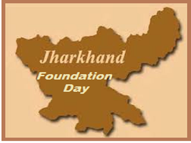 Jharkhand Foundation Day