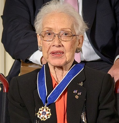 Katherine Johnson, legendary NASA mathematician, dies at 101 1