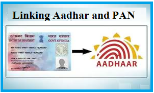 How to link Aadhar with PAN?
