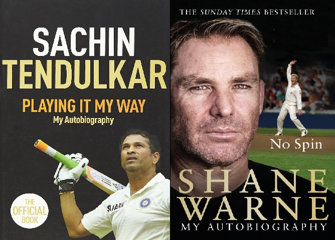 List of Biographies and Autobiographies of famous Cricketers