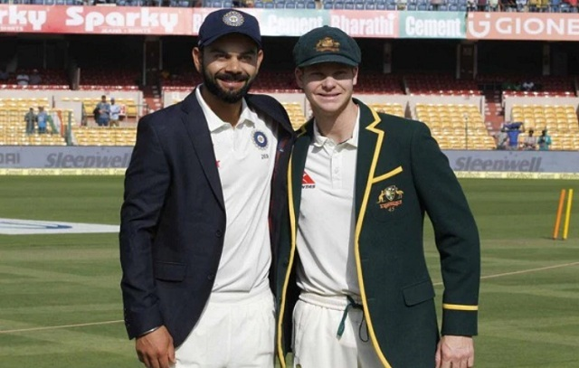 ICC Test Rankings Virat Kohli loses top rank to Steve Smith