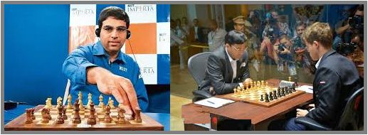 Viswanathan Anand Chess Journey