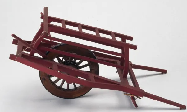Wheelbarrow-INVENTION