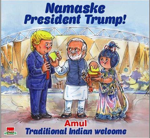 Amul Doodle
