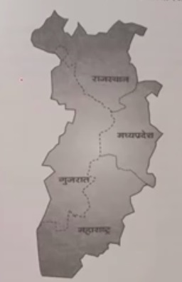 bhil-pradesh-map-india