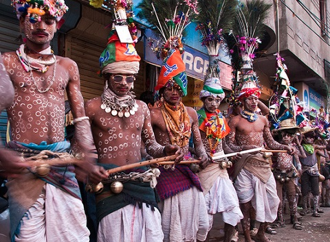 bhil-tribes-pics