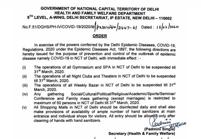Coronavirus India: India issues revised testing strategy, says currently no community transmission of COVID-19 1