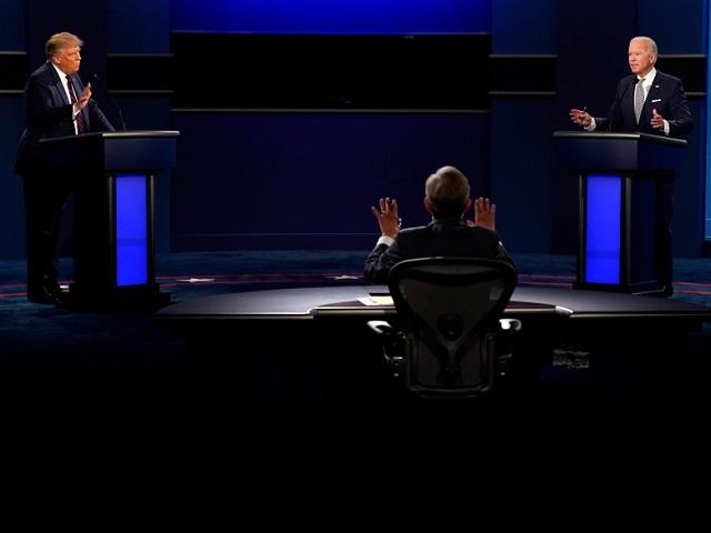 presidential debate - photo #33