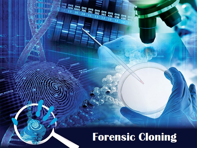 Forensic Cloning