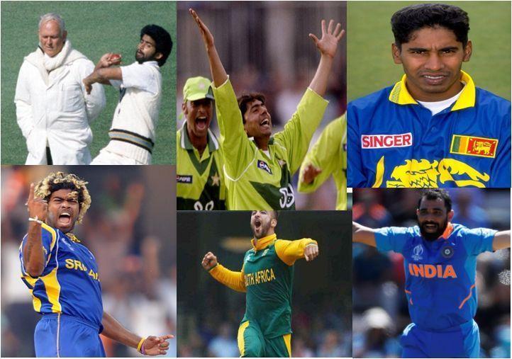List of Hat-Tricks in Cricket World Cups